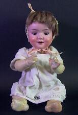 reizende Porzellankopf Puppe Babypuppe -  Armand Marseille  560