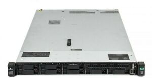 HP ProLiant DL360 G10 1U Rack Mount Server (2x CPU 4x SSD)