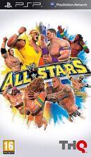 WWE All Stars (PSP, 2011) Region Free ~ Free RM 24 Stunden Lieferung ~ nj2