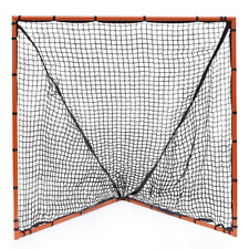 Sports Backyard Lacrosse Goal: 6x6 Boys Girls Official Size Goal Net