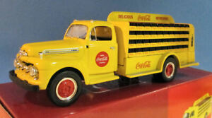 FIRST GEAR 1/34 1951 FORD COKE COCA COLA DELIVERY TRUCK 19-2922 BRAND NEW