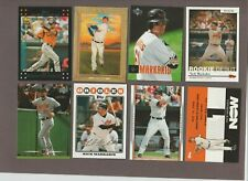 16 Different NICK MARKAKIS Basebal Cards Topps  Orioles Braves Lot