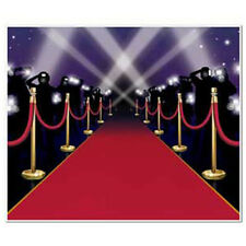 Party Supplies Birthday Hollywood Oscars Movie Night  Red Carpet Insta Mural