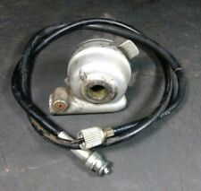 1976 Honda Goldwing GL1000 Speedometer Drive Speedo Gear and Cable 76 GL 1000