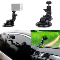 Multi-purpose 9cm Suction Cup Mount Car Holder for  Action Camera