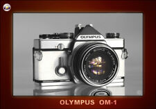 OLYMPUS OM-1 MD - OM 1 OM1 - OM-D / OVERWORK MINT CONDITION - A TIMELESS BEAUTY
