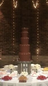 Commercial Sephra 44cf Chocolate Fountain