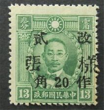nystamps China Stamp Used W. Szechwan Specimen 样张. 保真 Rare  L30y3216