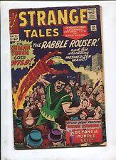 STRANGE TALES #119 (3.5) THE RABBLE ROUSER!