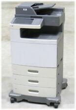Lexmark X792de All-in-One FAX Kopierer Scanner Farblaserdrucker für Büro B-Ware