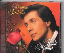 CD COMPIL 20 TITRES--FRANK MICHAEL--D'AMOUR ET DE TENDRESSE...