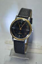 """Zim"" ~15J Rare cal.2602 Russian Circa 1967's GP bezel Men's Wristwatch"