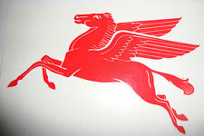 "Par De Mobil Pegasus calcomanías cada 4 ""Moto Bicicleta Cascos OIM Tt coches de carreras"