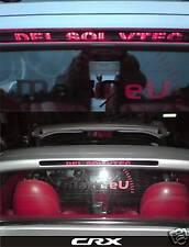 Bremslichtcover CRX DEL SOL VTEC EH6 EG2