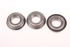 4Pc 12x24x6MM BALL BEARING with FLANGE FOR TAMIYA KYOSHO TRAXAS HPI