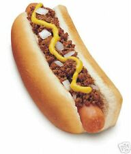 Hot Dog Hotdog Fast Food Concession Stand Decal 8""