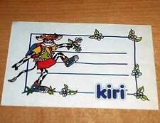 KUH/COW/KÜHE Aufkleber Sticker von KIRI -Sammelaufkleber