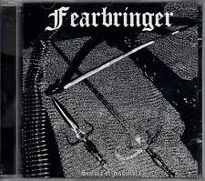 FEARBRINGER simula et dissimula CD Bleeding Eyes long OOP Black Metal Mayhem