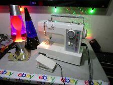 New ListingVintage Nelco All Metal Free Arm Sewing Machine 4102F w/ Foot Pedal Freeship