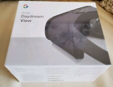 Google Daydream View 2 Virtual Reality Headset VR - Gray - 2nd Gen - Sealed NEW