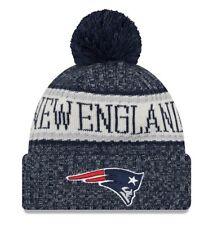 New England Patriots 2018 Beanie Pom Hat Superbowl Christmas! NFL 8e0af1b57266