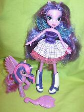 My Little Pony G4 FiM Equestria Girls PRINCESS TWILIGHT SPARKLE Doll & Pony Set