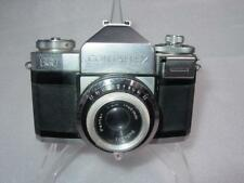 Carl Zeiss Ikon Contaflex SLR Camera with Pantar 45mm 1:2.8 Lens