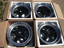 """❤️❤️4x 17"""" RH Wheels 5x112 5x120 BMW E36 E46 E34 M3 MERCEDES AUDI VOLKSWAGEN"""