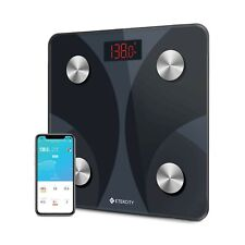 Smart Digital Bathroom Scale for Body Weight and Fat Sync with Bluetooth Health