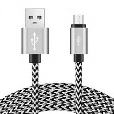OEM Micro USB Charger Cable Cord Sync For SAMSUNG GALAXY S4 S6 S7 Edge NOTE 4 5