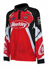 Berkley 2014 Tournament Pro Fishing Shirt BRAND NEW WITH TAGS All Sizes