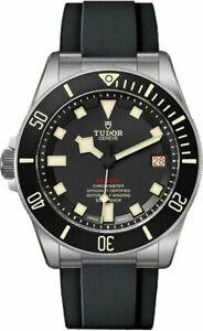 Tudor Pelagos Chronometer Automatic 42mm Black Dial Men's Watch M25610TNL-0002