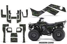 ATV Graphics Kit Quad Decal Sticker Wrap For Kawasaki Bayou 250 03-11 MODERN CAM
