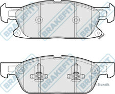 Brake Pads Set fits FORD GALAXY Front 2.0 2.0D 15 to 17 Brakefit 1884555 2241923