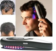 Hair Grow Brush Laser Treatment Comb Regrowth Machine Power Massage Therapy
