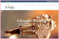 DIAMOND RINGS Website Upto $461.00 A SALE FREE Domain Hosting Traffic