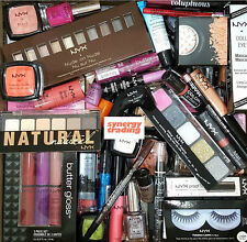 NYX Cosmetics Wholesale 100 Piece Assorted Makeup Lot