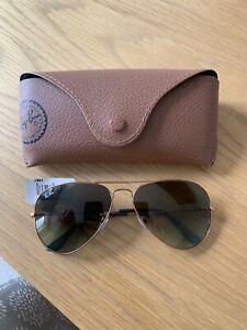 ray ban sunglasses aviator BNWT