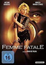 Femme Fatale (2002) * Antonio Banderas, Rebecca Romijn * Region 2 (UK) DVD * New