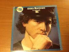 LP ANDREA MONTEFORTE LO SPIAZZALE FIVE TR 23705 SIGILLATO ITALY PS 1990 LSG