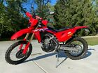 Picture Of A 2021 Honda CRF450R