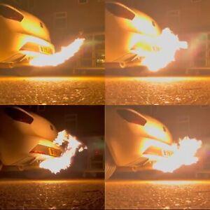 NKE Seat Leon Ibiza Cupra R FR Exhaust Flamer Flame Kit (Dual Kit)