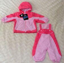 TRESPASS Teenie Babie Girl Winter Jacket Snowsuit 6-12 mths BNWT