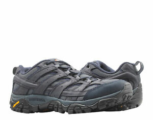 Merrell Moab 2 Smooth Navy Men's Hiking Shoes J42517