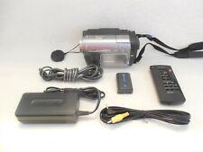 New ListingSony Handycam Dcr-Trv480 8mm Hi8 Digital Camcorder with 90-Day Warranty
