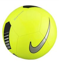 New Nike Pitch Training Soccer Ball Yellow - Black Size 5