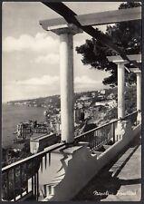 AA5364 Napoli - Città - Posillipo - Cartolina postale - Postcard