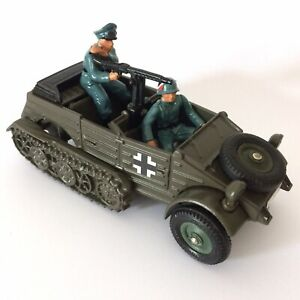 Britains Deetail German Kubelwagen with Tracks! (Special Features) WW2. Made UK