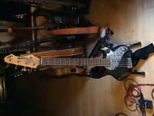 "Line6 Variax 705 Bass black 5 strings + Roland GK 3B ""MIDI"" pickup + gigbag"