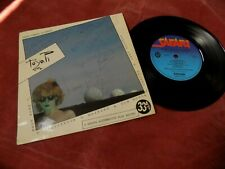"TOYAH Sheep farming in Barnet 7"" PUNK **SIGNED**"